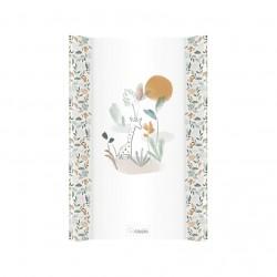 Przewijak krótki twardy 50x70 cm Albero Mio by Klupś Eco&Love - Safari E003