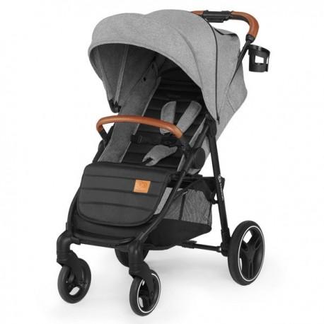 Wózek dziecięcy Kinderkraft Grande LX - Grey