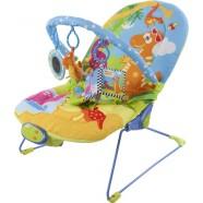 Leżaczek Sun Baby z wibracją i muzyką