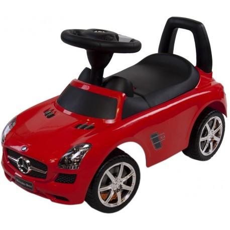 Jeździdło Mercedes - czerwony