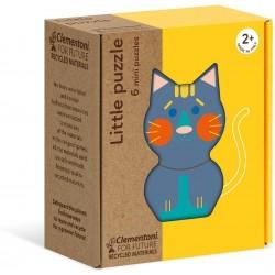 Małe Puzzle Zwierzęta od 24m+ Clementoni 50168
