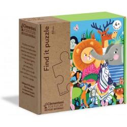 Puzzle Znajdź To Wiosna od 48m+ Clementoni 50173 - 60 el.
