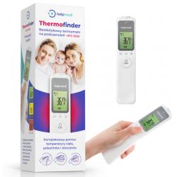 Bezdotykowy Termometr Na Podczerwień Helpmedi HFS-1000