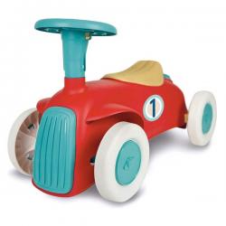 Samochodzik pchacz vintage od 12m+ Clementoni 17377