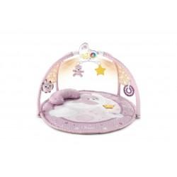 Mata dla niemowlaka 3w1 Enjoy Colours Chicco - różowa