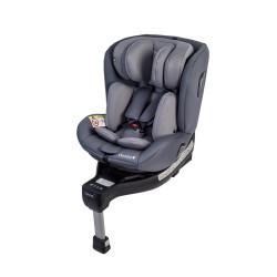 Fotelik Baby-Safe Westie Isofix 0-18 kg - szary