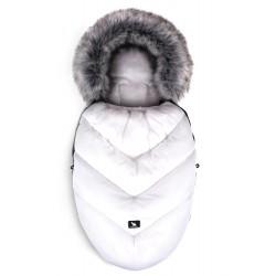 Śpiwór zimowy Cottonmoose Moose Yukon - biały