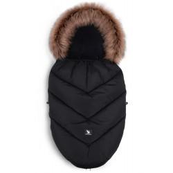 Śpiwór zimowy Cottonmoose Moose Yukon - czarny