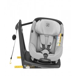 Fotelik Maxi-Cosi AxissFix I-SIZE obrotowy od 61 do 105 cm - Authentic Grey