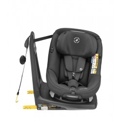 Fotelik Maxi-Cosi AxissFix I-SIZE obrotowy od 61 do 105 cm - Authentic Black