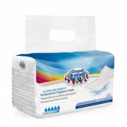 Oddychające podkłady poporodowe Canpol 73/003 - 10 szt