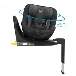 Fotelik Maxi-Cosi Mica obrotowy 0-18 kg Authentic Graphite