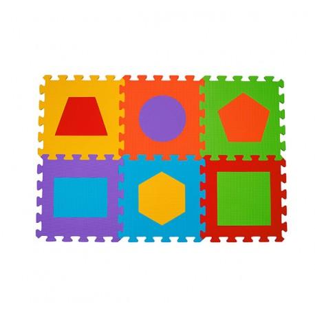 Puzzle podłogowe BabyOno 279 Figury