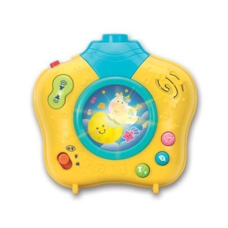 Projektor dziecięce sny 0m+ Smily Play 0806