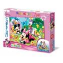 Puzzle Podłogowe 40-el Minnie Clementoni 25439 100x70 cm