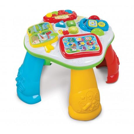 Stoliczek Interaktywne Centrum Zabaw 12m+ Clementoni 60260
