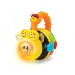 Pszczółka Świecąca Przyjaciółka 6m+ Smily Play 0668
