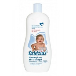 Żel & szampon Dzidziuś 500 ml