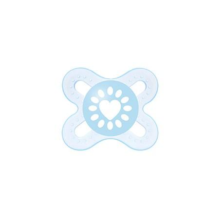 Smoczek MAM Start Tender 0-2m Blue Heart