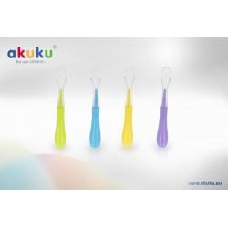 Łyżeczka silikonowa A0129 Akuku