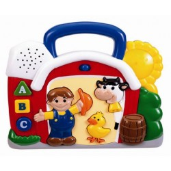Mini Farma Edukacyjna 12m+ Smily Play 0630
