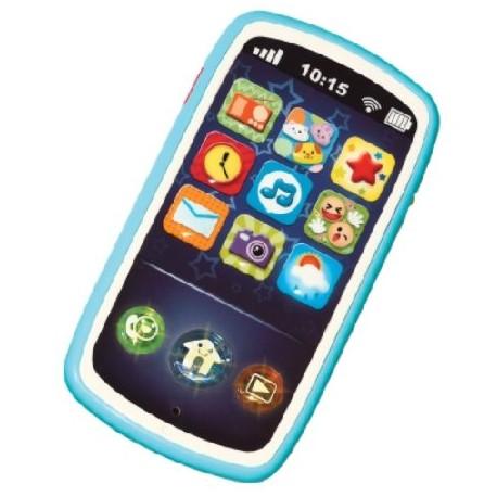 Interaktywny Smily Smartfon 6m+ Smily Play 0740
