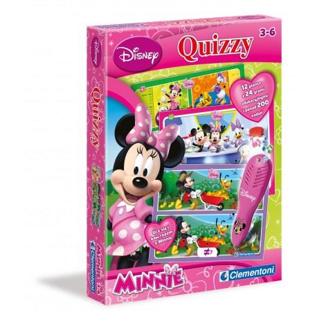 Gra Quizzy Minnie Clementoni 60759
