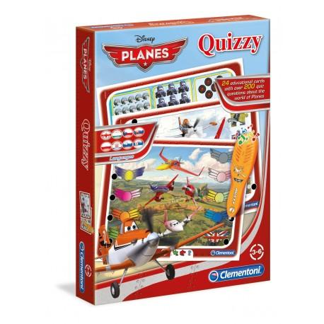 Gra Quizzy Planes od 3 lat Clementoni 60757