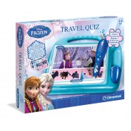Gra Travel Quiz Frozen od 4 lat Clementoni 60234
