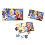 Puzzle Układanka Drewniana Frozen 12+ Playme