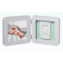 My Baby Touch Rounded Frame Baby Art - Pastel