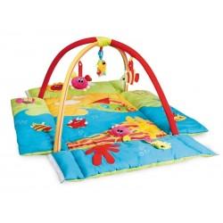 Mata kojec do zabawy Kolorowy Ocean Canpol 68/030