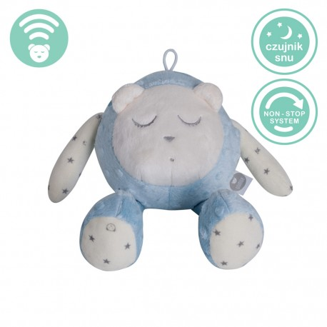 Szumiś śpiaca maskotka z czujnikiem snu