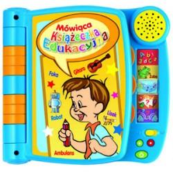 Książeczka edukacyjna Smily Play 9019