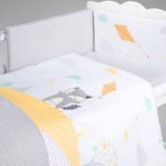pościel 4-el do łóżeczka (z wypełnieniem)