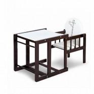 krzesełka drewniane